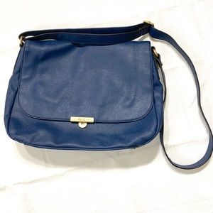 Relic Oh Happy Days Blue Faux Leather Purse